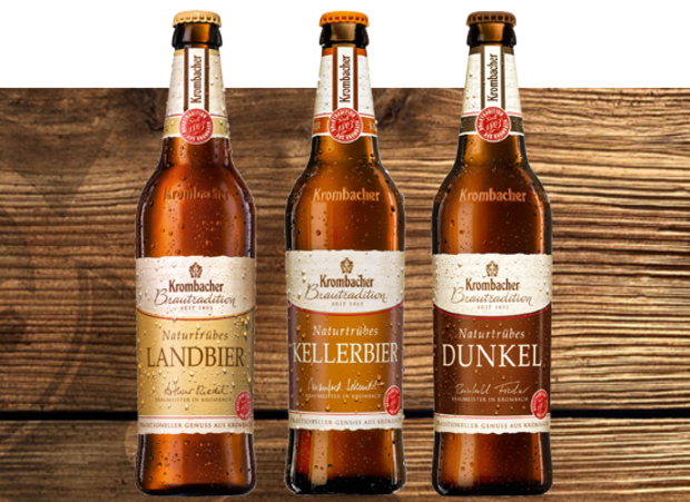 Krombacher Brautradition